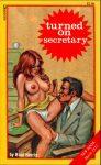 Turned On Secretary by Brad Harris