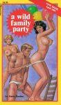 A Wild Family Party by Hank Borden