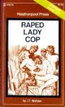 R#ped Lady Cop